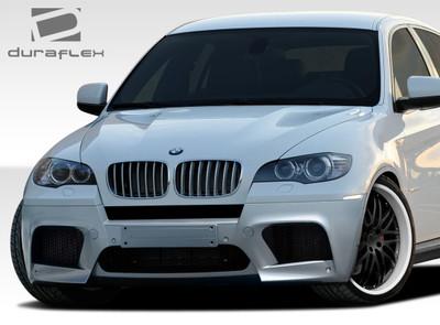 BMW X6 X6M Look Duraflex Front Body Kit Bumper 2008-2014