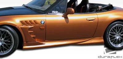 BMW Z3 Vader Duraflex Side Skirts Body Kit 1996-2002