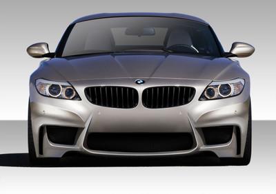BMW Z4 1M Look Duraflex Front Body Kit Bumper 2009-2015