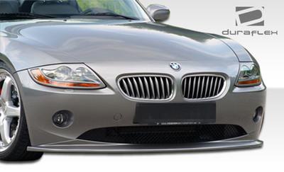 BMW Z4 HM-S Duraflex Front Bumper Lip Body Kit 2003-2005