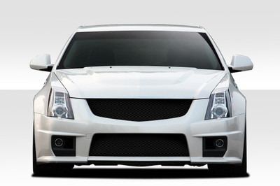 Cadillac CTS CTS-V Look Duraflex Front Body Kit Bumper 2008-2013