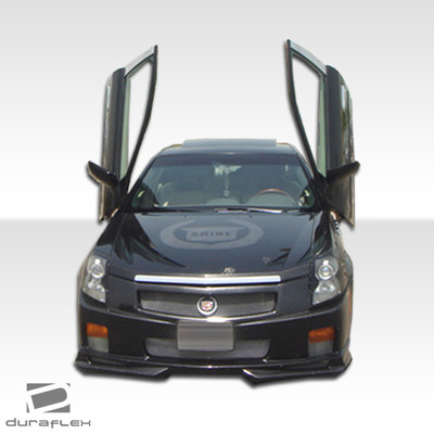 Cadillac CTS Platinum Duraflex Front Body Kit Bumper 2003-2007