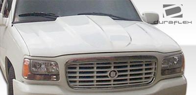 Cadillac Escalade Cowl Duraflex Body Kit- Hood 1999-2001
