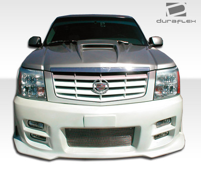 Cadillac Escalade Platinum Duraflex Front Body Kit Bumper 2002-2006