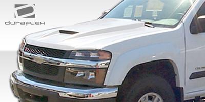 Chevy Colorado Ram Air Duraflex Body Kit- Hood 2004-2012