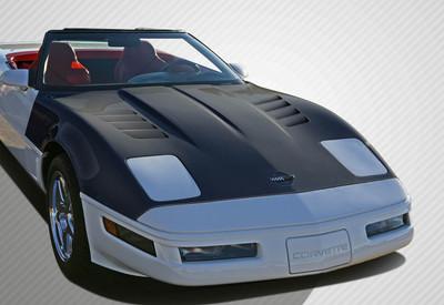 Chevy Corvette GT Racing Carbon Fiber Creations Body Kit- Hood 1984-1996
