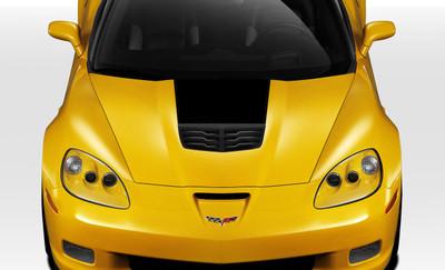 Chevy Corvette Stingray Z Duraflex Body Kit- Hood 2005-2013