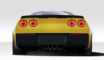 Chevy Corvette Stingray Z Duraflex Body Kit-Wing/Spoiler 2005-2013
