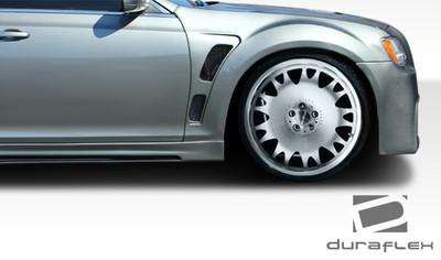 Chrysler 300 Brizio Duraflex Body Kit- Fenders 2011-2015