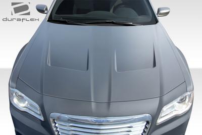 Chrysler 300 Brizio Duraflex Body Kit- Hood 2011-2015