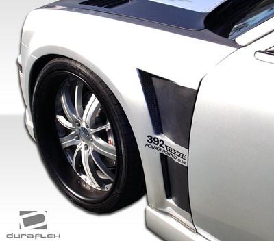 Chrysler 300 Executive Duraflex Body Kit- Fenders 2005-2010