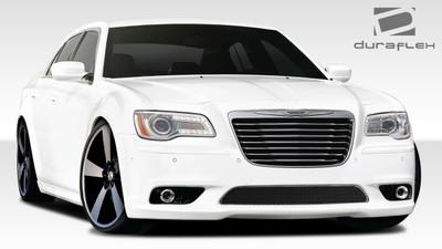 Chrysler 300 SRT Look Duraflex Front Body Kit Bumper 2011-2015
