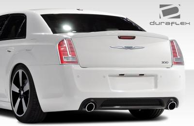 Chrysler 300 SRT Look Duraflex Rear Body Kit Bumper 2011-2014