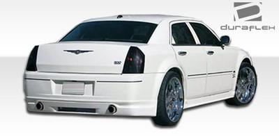 Chrysler 300 VIP Duraflex Rear Body Kit Bumper 2005-2010