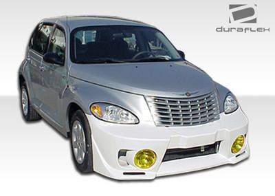 Chrysler PT Cruiser Evo 5 Duraflex Front Body Kit Bumper 2001-2005