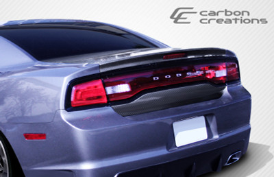 Dodge Charger OEM Carbon Fiber Creations Body Kit-Trunk/Hatch 2011-2014