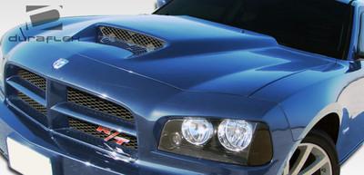 Dodge Charger Ram Air Duraflex Body Kit- Hood 2006-2010