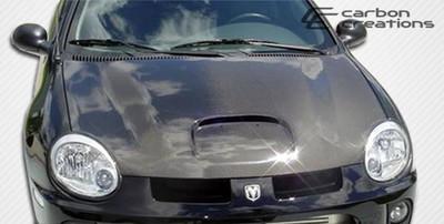 Dodge Neon SRT Look Carbon Fiber Creations Body Kit- Hood 2000-2005