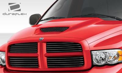 Dodge Ram SRT Look Duraflex Body Kit- Hood 2002-2008