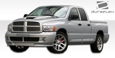 Dodge Ram SRT Look Duraflex Front Body Kit Bumper 2002-2005