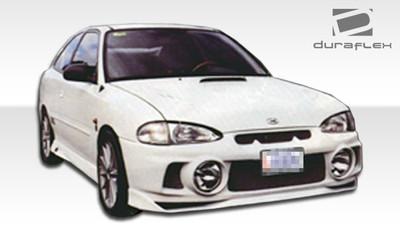 Fits Hyundai Accent HB Evo Duraflex Front Body Kit Bumper 1995-1999