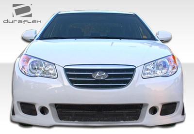 Fits Hyundai Elantra B-2 Duraflex Front Body Kit Bumper 2007-2010