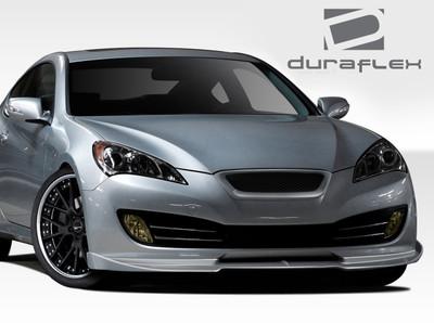 Fits Hyundai Genesis 2DR H-2 Duraflex Grill 2010-2012