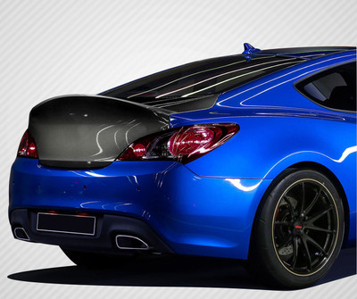 Fits Hyundai Genesis 2DR RS-1 Carbon Fiber Body Kit-Trunk/Hatch 2010-2015