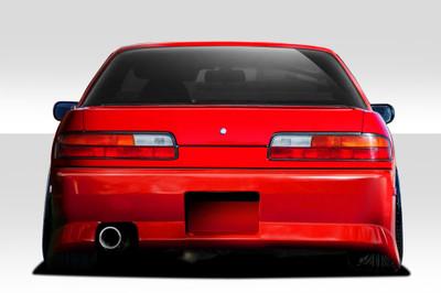 Fits Nissan 240SX 2DR B-Sport 2 Duraflex Rear Body Kit Bumper 1989-1994