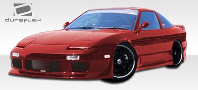 Fits Nissan 240SX 2DR GP-2 Duraflex Full Body Kit 1989-1994