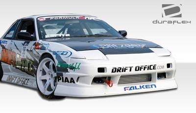 Fits Nissan 240SX B-Sport Duraflex Front Body Kit Bumper 1989-1994