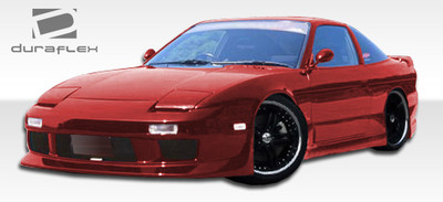 Fits Nissan 240SX GP-2 Duraflex Side Skirts Body Kit 1989-1994
