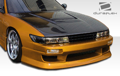 Fits Nissan 240SX M-1 Duraflex Body Kit- Hood 1989-1994