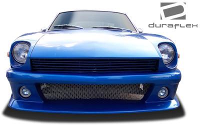 Fits Nissan 240Z MS-R Duraflex Front Body Kit Bumper 1970-1978