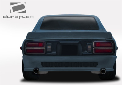 Fits Nissan 240Z MS-R Duraflex Rear Body Kit Bumper 1970-1978