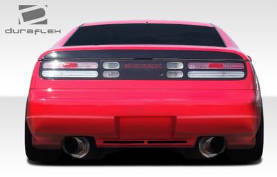 Fits Nissan 300ZX C-1 Duraflex Rear Body Kit Bumper 1990-1996