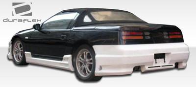 Fits Nissan 300ZX C-1 Duraflex Side Skirts Body Kit 1990-1996