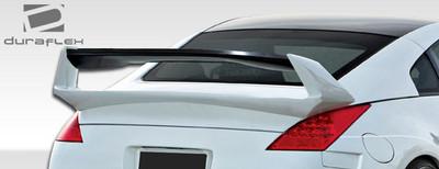 Fits Nissan 350Z 2DR AM-S Duraflex Body Kit-Wing/Spoiler 2003-2009