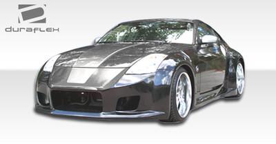 Fits Nissan 350Z 2DR B-2 Duraflex Full Wide Body Kit 2003-2008