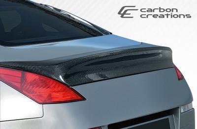 Fits Nissan 350Z 2DR I-Spec Carbon Fiber Creations Body Kit-Wing/Spoiler 2003-2008