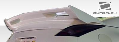 Fits Nissan 350Z 2DR J-Spec Duraflex Body Kit-Wing/Spoiler 2003-2008