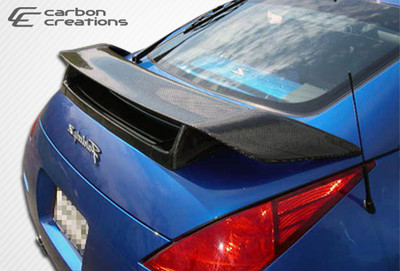 Fits Nissan 350Z 2DR N-1 Carbon Fiber Creations Body Kit-Wing/Spoiler 2003-2008