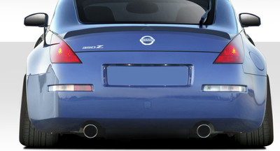 Fits Nissan 350Z 2DR V-Speed Duraflex Body Kit-Wing/Spoiler 2003-2008