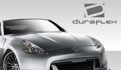 Fits Nissan 350Z AM-S Conversion Duraflex Body Kit- Hood 2003-2008