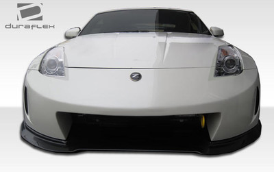 Fits Nissan 350Z AM-S Duraflex Front Wide Body Kit Bumper 2003-2009