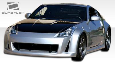 Fits Nissan 350Z AM-S Duraflex Full Body Kit 2003-2008