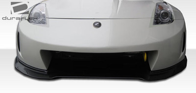 Fits Nissan 350Z AM-S Duraflex Wide Front Bumper Lip Body Kit 2003-2009