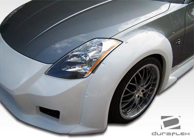 Fits Nissan 350Z B-2 Duraflex Body Kit- Wide Fenders 2003-2008