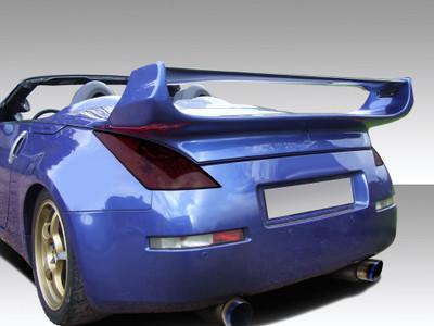 Fits Nissan 350Z Convertible Vader 3 Duraflex Body Kit-Wing/Spoiler 2003-2008