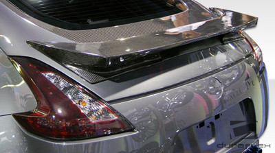 Fits Nissan 370Z 2DR Hot Wheels Duraflex Body Kit-Wing/Spoiler 2009-2015